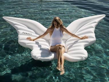 Fun Boy Angel Wings Float