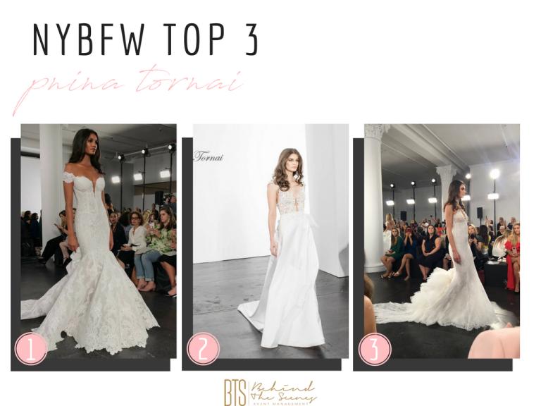 Fashion Week top 3